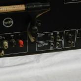 アンテナ端子・出力端子の拡大写真です。
