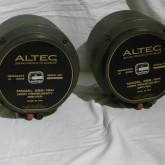 ALTEC の名ユニット 288 シリーズ。2.8inch VC 、能率 111dB、アルニコマグネット最終モデルです。