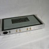 背面部です。RCA unbalanced の入出力が各1系統装備されt例増す。