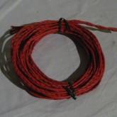 市場では [western electric] 線材と称されているヴィンテージケーブルです。