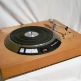 デノン(デンオン)のレコードプレーヤー、単品パーツで組まれたシステムです。