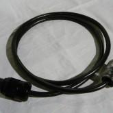 A2D solutions (USA) 製ケーブルを採用した AC ケーブルです。[Procable] 企画製品です。