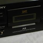 [A8] が製品名です。コンシューマー製品にはない型番です。