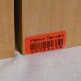 ディナウディオの正規ペアはシリアル番号が連番です。