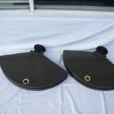 JBL 純正の木製ホーン 2397 と 2inchスロート用アダプター 2328 のセットです。