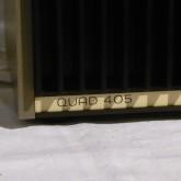 前期タイプ 405 です。100w+100w の出力です。