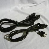 付属となる電源ケーブルです。pre-power 間専用ケーブルはかなり長い物です。