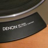 フォノモーターは DP-3000 です。クウォーツロック式ではありません。