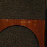 片側のフロントグリルには写真のようなシミ痕があります。