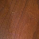 天板部の傷の写真です。