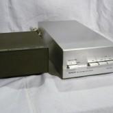 電源別筐体型の MC ヘッドアンプです。