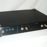 wadia 9 DAC 製品背面です。digital inputs は ST-link 3系統です。