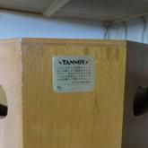 Tannoy社承認 TEAC箱です。
